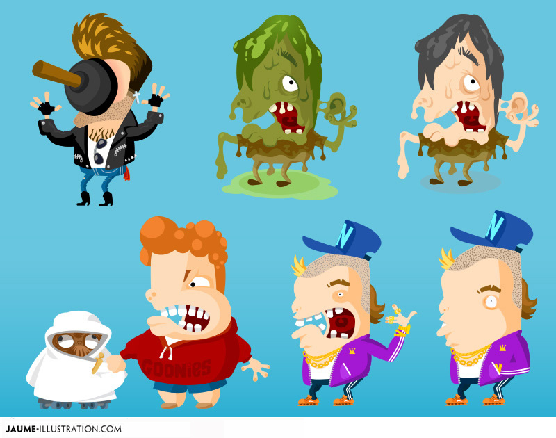 illustration rich media vector illustration digital art games